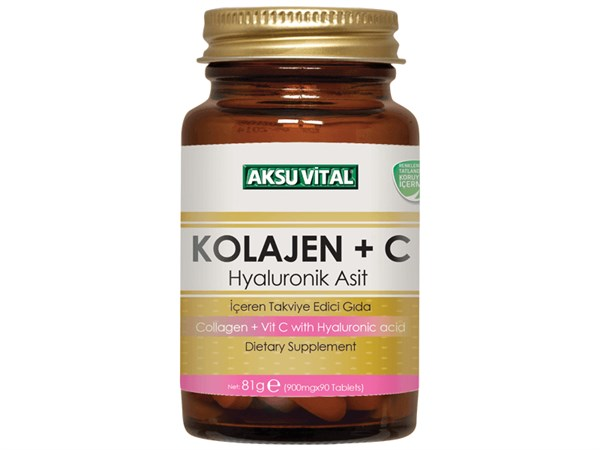 Kolajen + C Vitamini Tablet