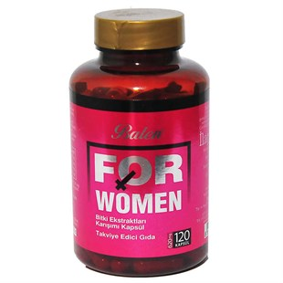 BALEN FOR WOMAN 120 Kapsül X 620 MG