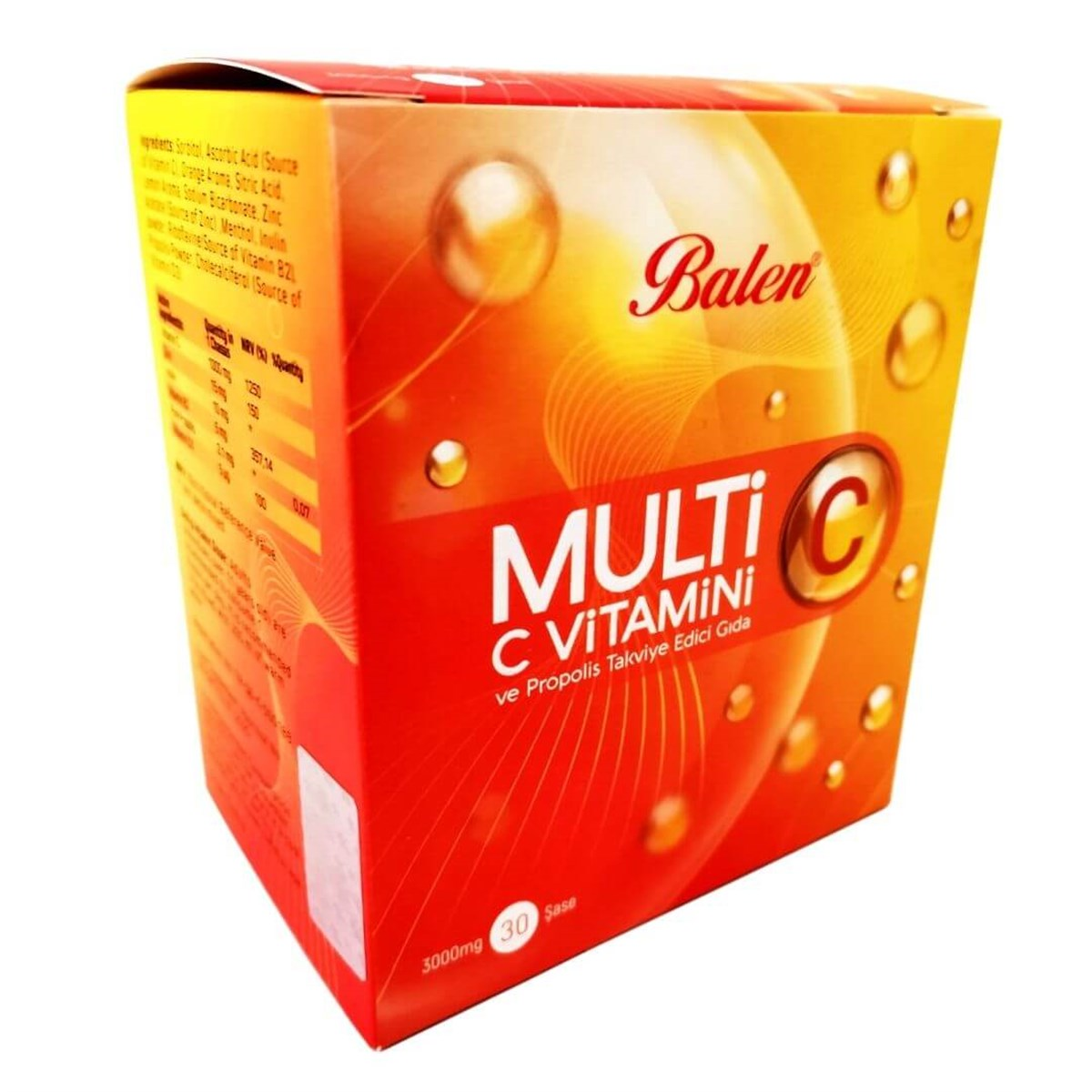 Balen Multi C Vitamini ve Propolis