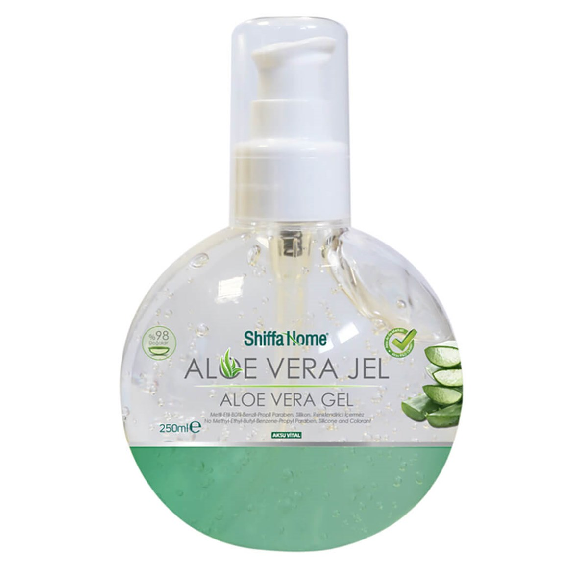 Shiffa Home Aloe Vera Jel 250 ml